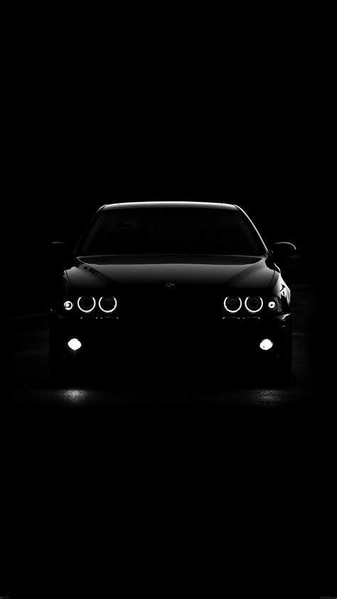 Black Car Wallpaper Iphone 6 by Bmw Black Car High Quality Htc One Wallpapers And