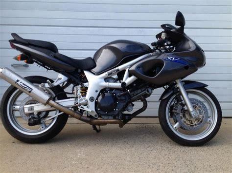 2001 Suzuki Sv650s by Buy 2001 Suzuki Sv650s Sportbike On 2040 Motos