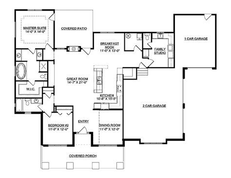 house plans with open floor plan open floor plans perks and benefits