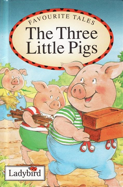 three pigs picture book the three pigs ladybird book favourite tales gloss