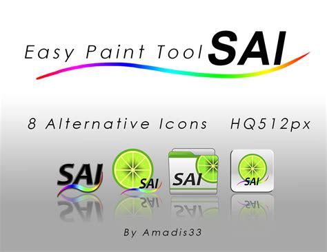paint tool sai icon paint tool sai alternative icons by amadis33 on deviantart