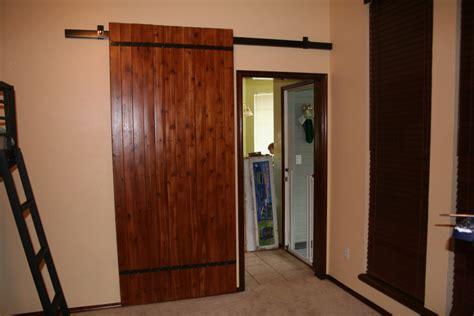 wood selection how can i make a sliding interior barn