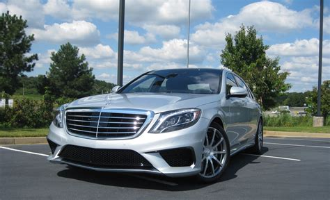 2015 Mercedes S63 by Benzblogger 187 Archiv 187 2015 Mercedes S63 Amg At
