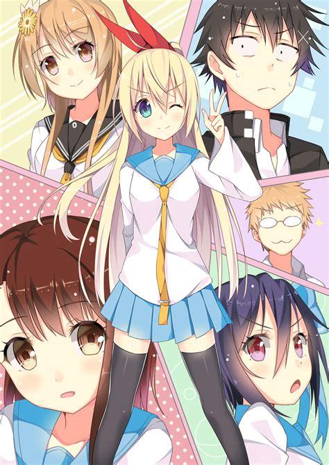 nisekoi anime nisekoi anime
