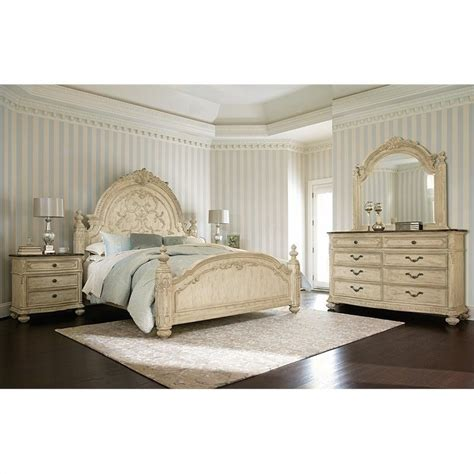 boutique bedroom furniture american drew the boutique 4 mansion bedroom set in
