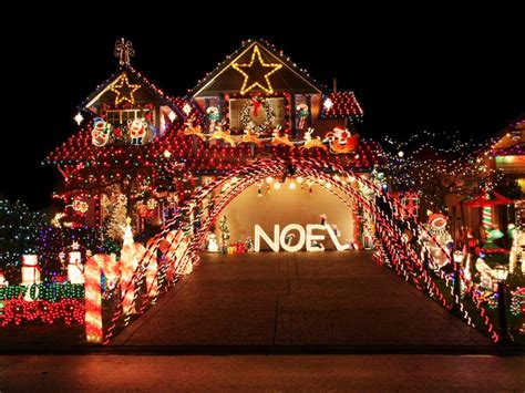 merry light display the top lighting displays diy