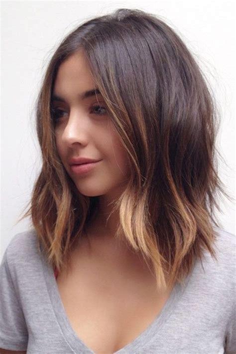 medium length wash wear hairstyles best 25 shoulder length hair ideas on pinterest