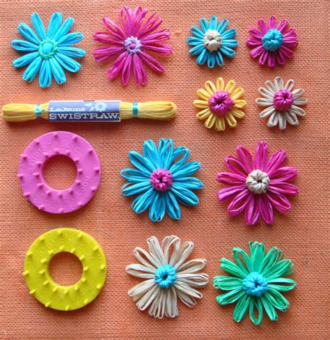 how to knit a flower on a loom numerous loom flowers indusladies