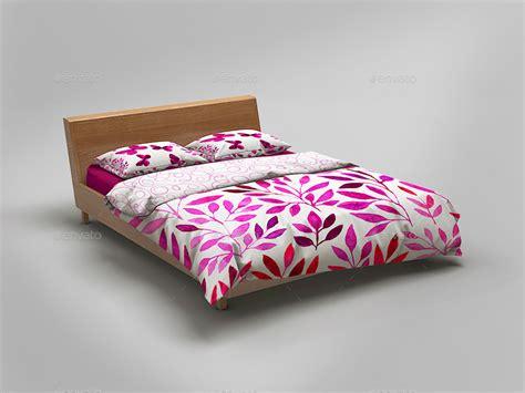 bed linen sets bedding sets bed linen mockup by goner13 graphicriver