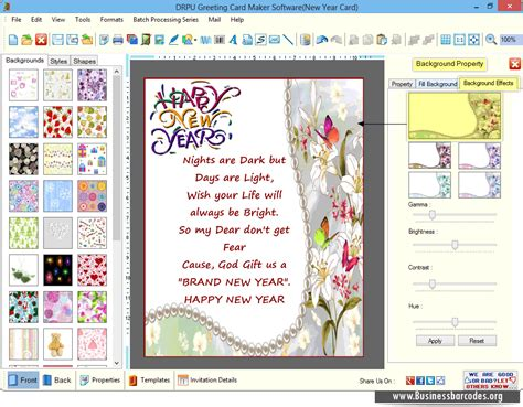 greeting cards software greeting card design software creates customized and