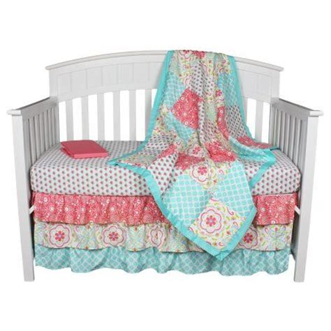 coral crib bedding sets 20 best images about coral baby bedding crib bedding