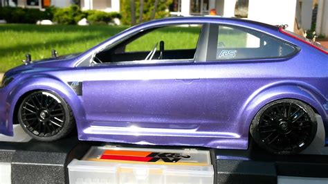 Ford Rc Car by Ford Focus Rs Rc Car