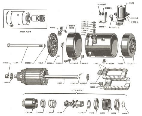 Ford Parts by Starter Parts For Ford 9n 2n Tractors 1939 1947