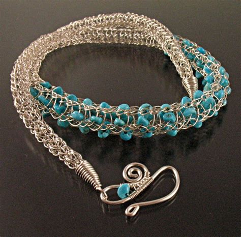 viking knitting wire jewelry 17 best images about viking knit on hooks