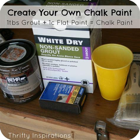 chalk paint recipe chalk paint recipe crafts