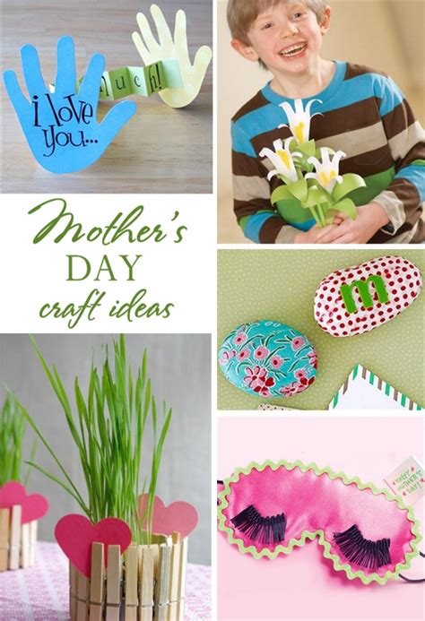 mothers day crafts for 5 easy s day kid craft ideas byers