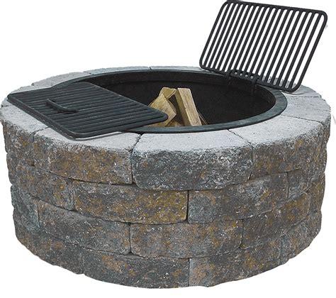 pit kit buy concrete pit kit garden landscape