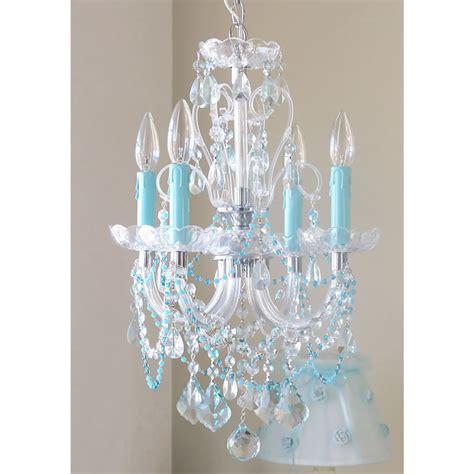 blue beaded chandelier 4 light beaded sea blue chandelier
