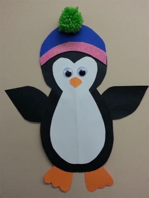 penguin crafts for 17 best images about penguin crafts on winter