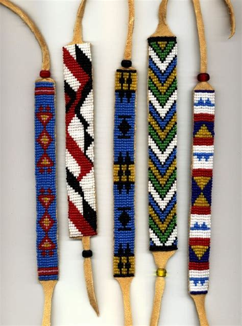 how to indian bead free american seed bead patterns jewelry