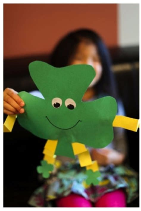 day craft st s day crafts for easy st paddy s day
