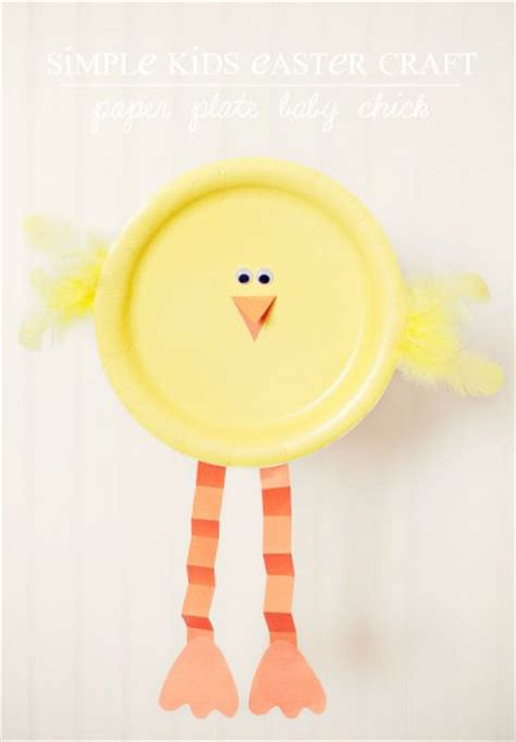 paper plate chicken craft preschool crafts for february 2013