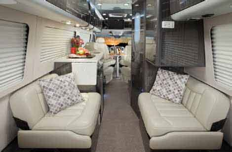 The Sprinter Camper Van, a Review of Class B Mercedes Benz Sprinter RVs
