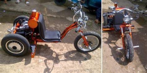 Foto Modifikasi Vespa Gokart by Vespa Inspirasi Sepeda Anak Kecil Merdeka