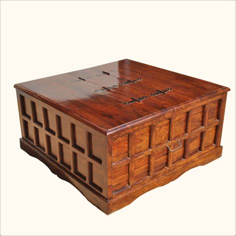 tables with storage marvelous solid wood coffee table with storage mission