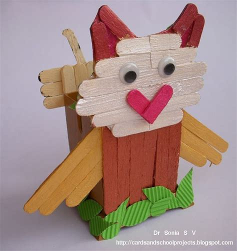 craft stick projects for adults 60 best images about popsicle sticks crafts on