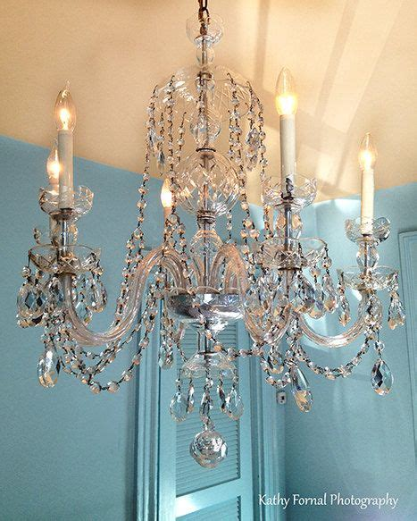 Teal Glass Chandelier Teal Chandelier Photo Shabby Chic Photography Baby Nursery Chandelier Wall Decor