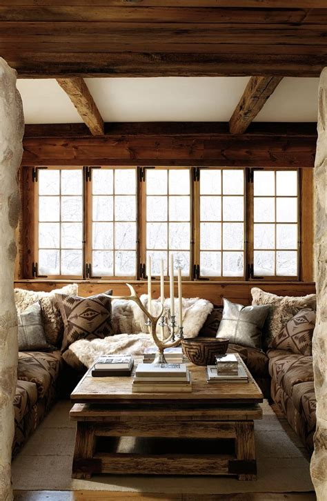 ralph living room 10 chalet chic living room ideas for ultimate luxury and