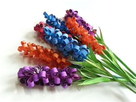paper craft flowers make make curly paper flowers 187 dollar store crafts