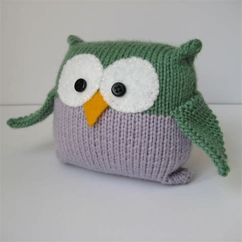 knitting patterns for owls knitted owl patterns 1000 free patterns