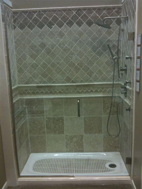 shower door u channel in lines abc shower door and mirror corporation