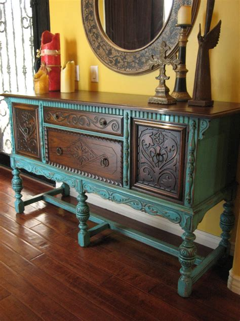 Vintage French Provincial Bedroom Set european paint finishes old world european sideboard