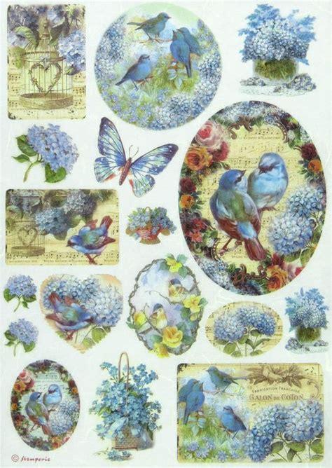 bird decoupage paper details about rice paper for decoupage scrapbook sheet