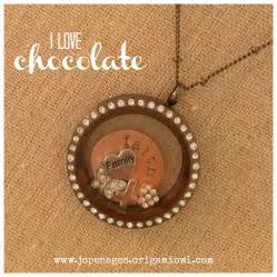 origami owl large silver locket with crystals origami owl large chocolate locket with crystals on a