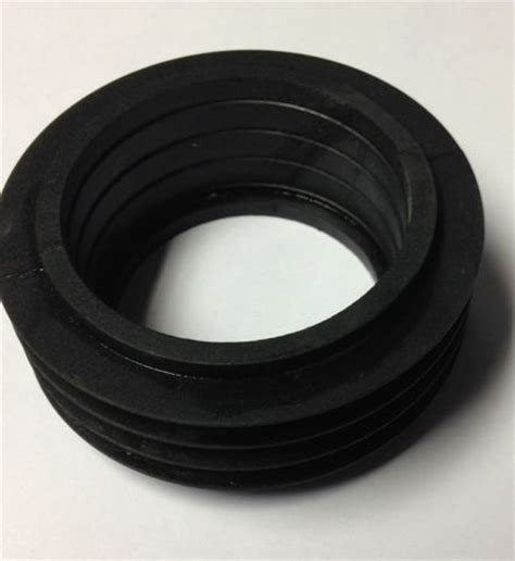 ideal rubber st ideal standard rubber seal for flush pipe c003901