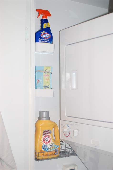 laundry room detergent storage 10 small laundry room organization ideas storage tips