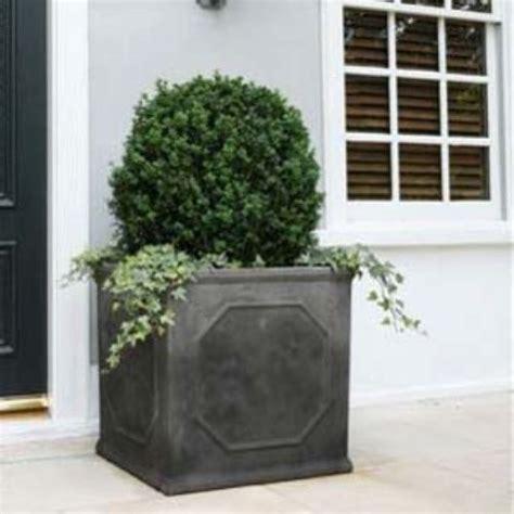 napa home and garden large square fiberclay chelsea