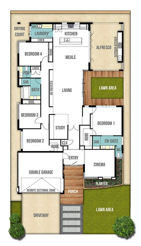 house designs with floor plans single storey floor plan with space quot the quot boyd