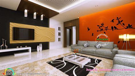 home room interior design living room sitting and bedroom interiors kerala home design and floor plans