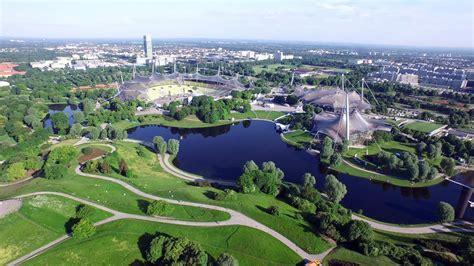 Englischer Garten München Drohne by Olympiapark M 252 Nchen Flying Cameras