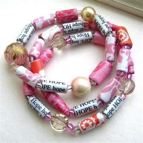 paper bead jewelry ideas paper bead jewelry craft ideas