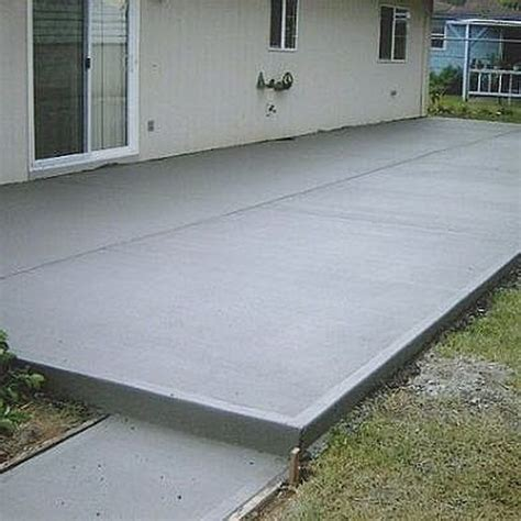 outdoor concrete patio designs only best 25 ideas about cement patio on