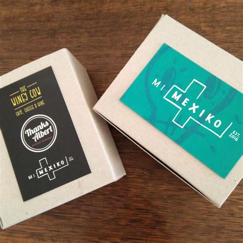 who makes business cards locally business cards for local cafes graphic design mornington