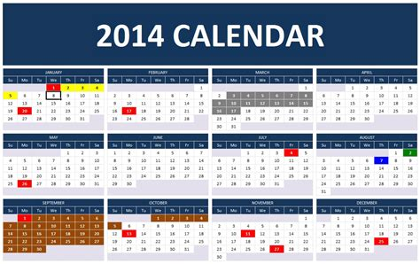 excel 2014 year planning template autos post