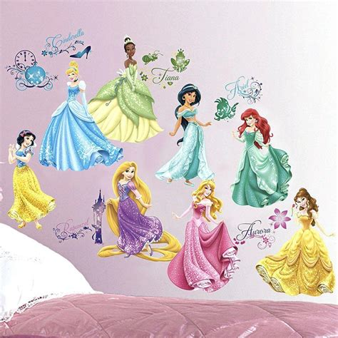20 inspirations princess canvas wall wall ideas