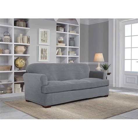 2 cushion sofa slipcover slipcovers for sofas with cushions best sofa decoration